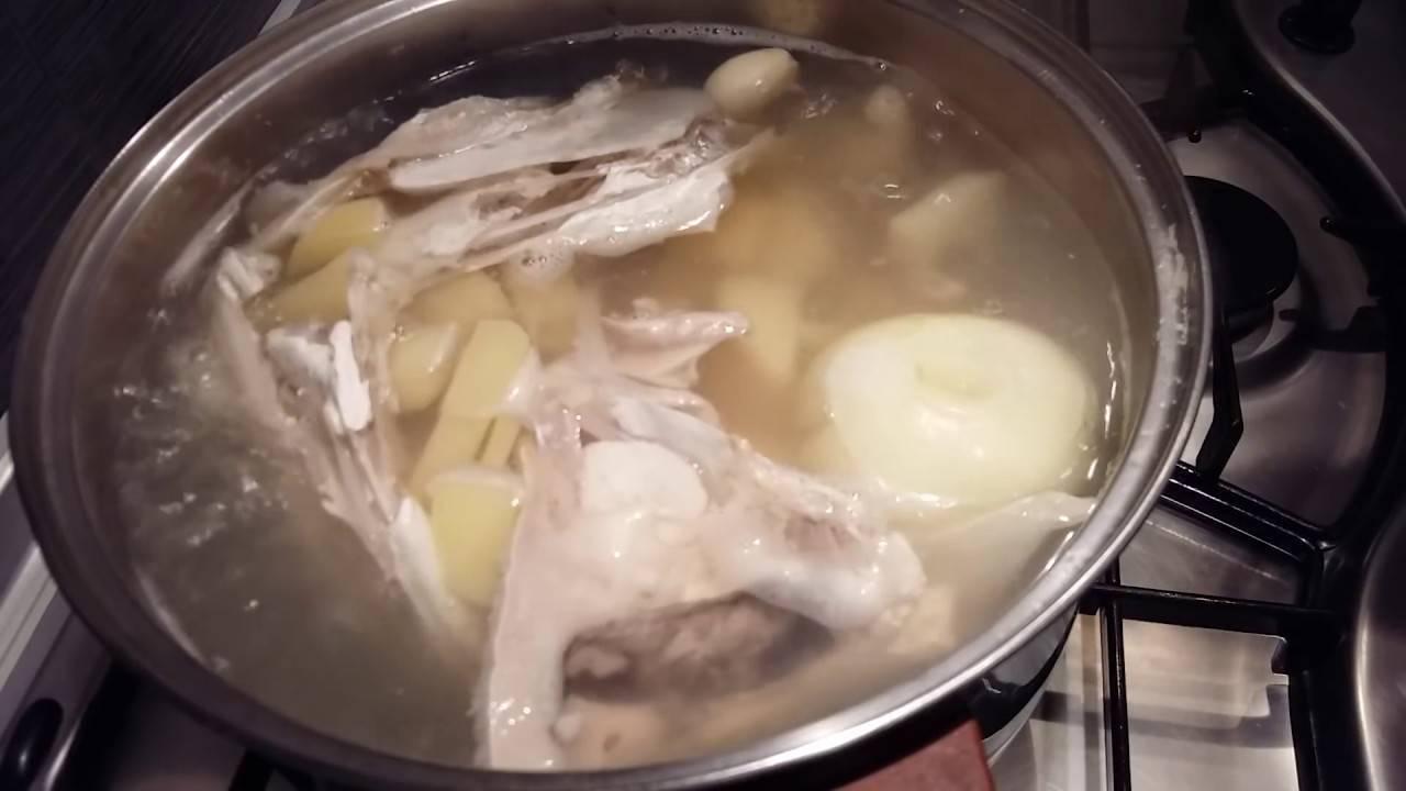 Уха из головы толстолобика - 10 пошаговых фото в рецепте