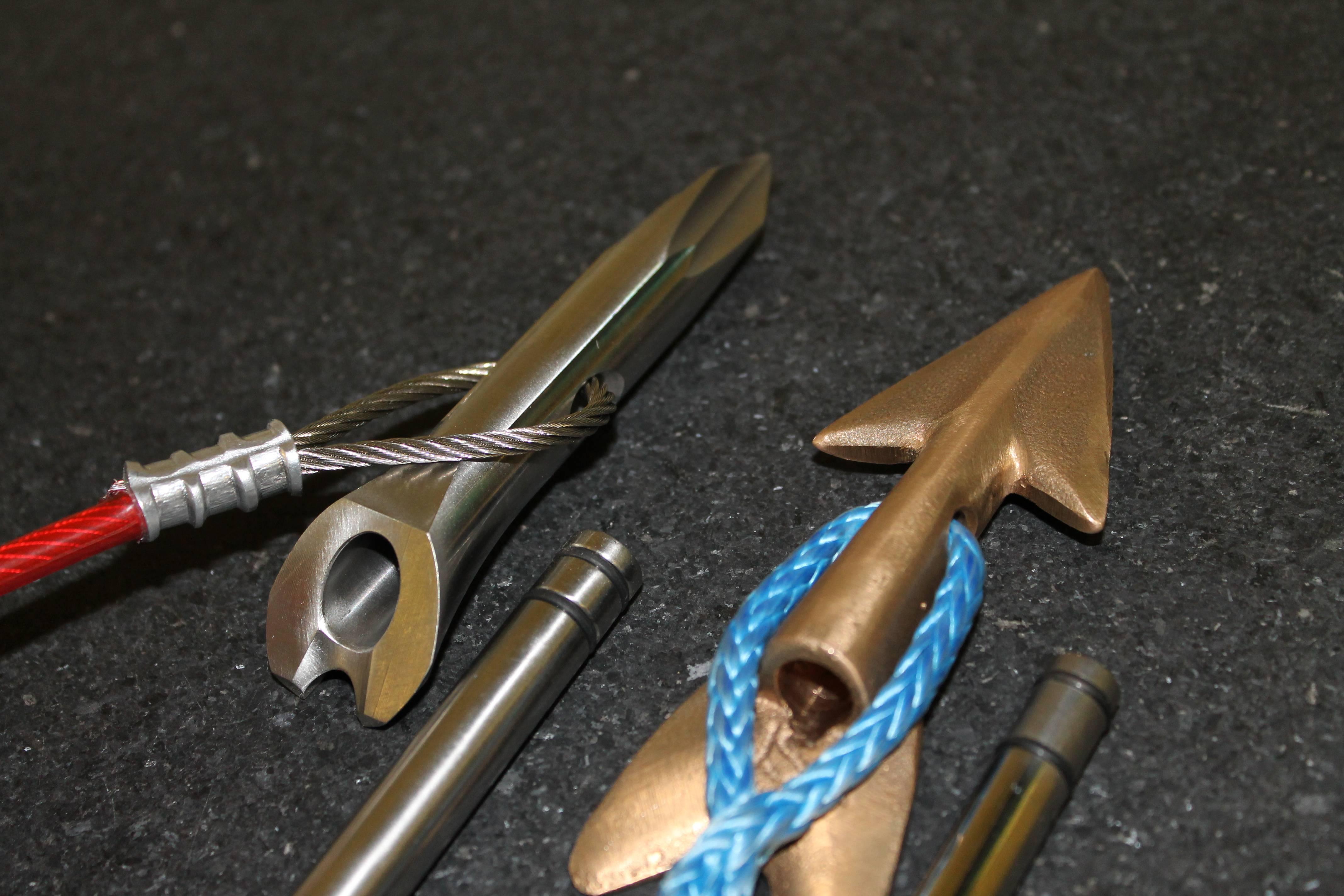 Самодельное ружье для подводной охоты своими руками. гарпун как самое древнее орудие для рыбной ловли