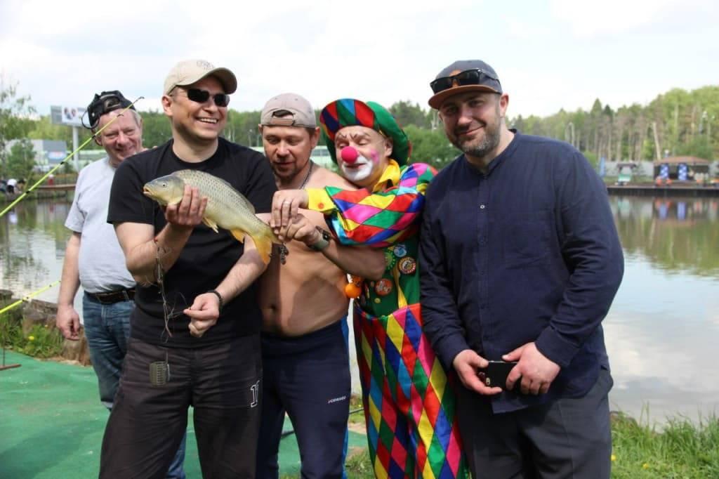 Рыбалка в рупасово