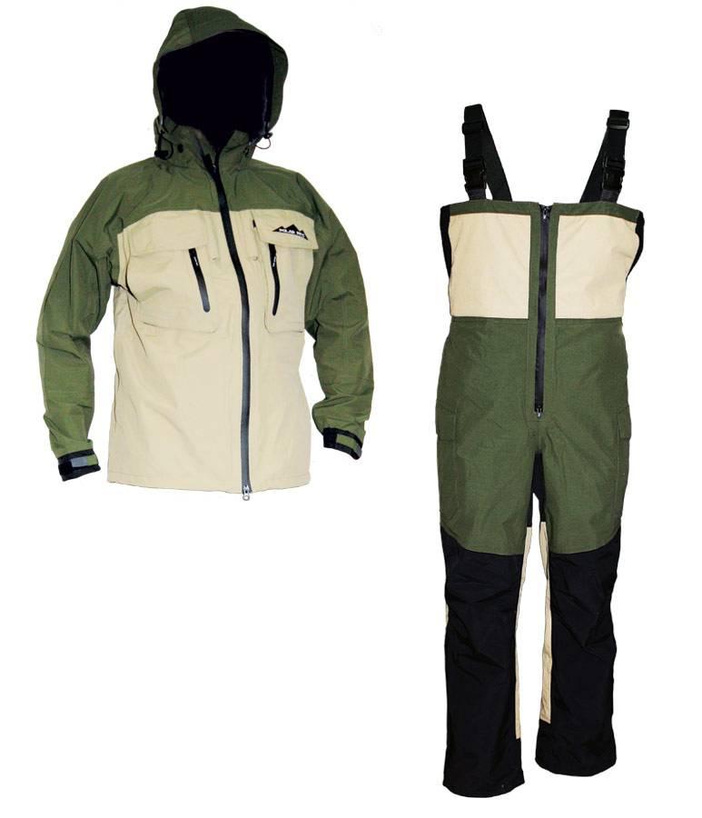 Зимний костюм для рыбалки — рейтинг лучших
