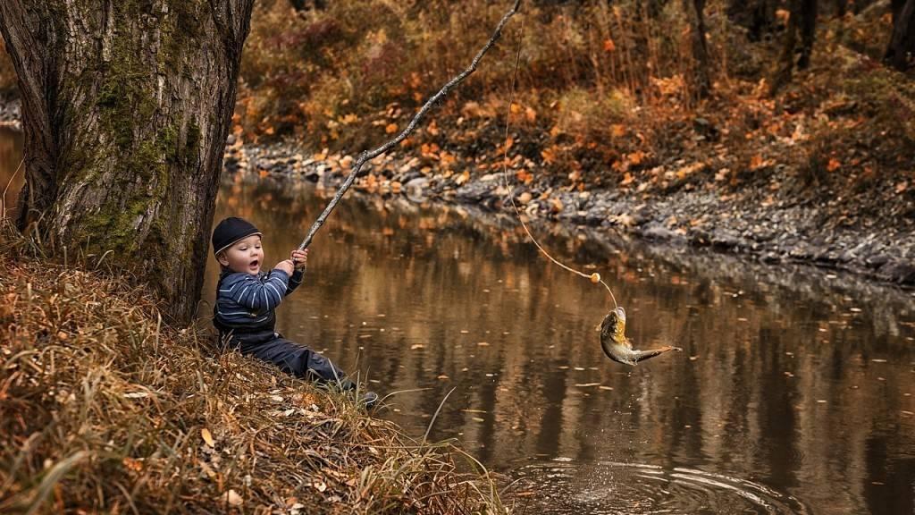 Ловля на фидер осенью: в сентябре, октябре и ноябре