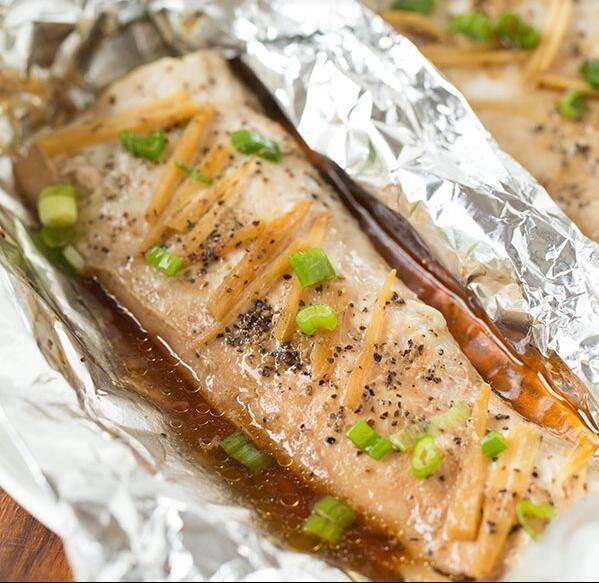 Семга в фольге в мультиварке / блюда из семги / tvcook: пошаговые рецепты с фото