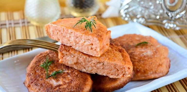 ᐉ рубленные рыбные котлеты - рыбные рецепты - ✅ ribalka-snasti.ru