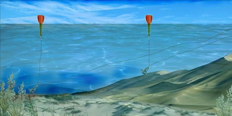 Как определить глубину водоема
