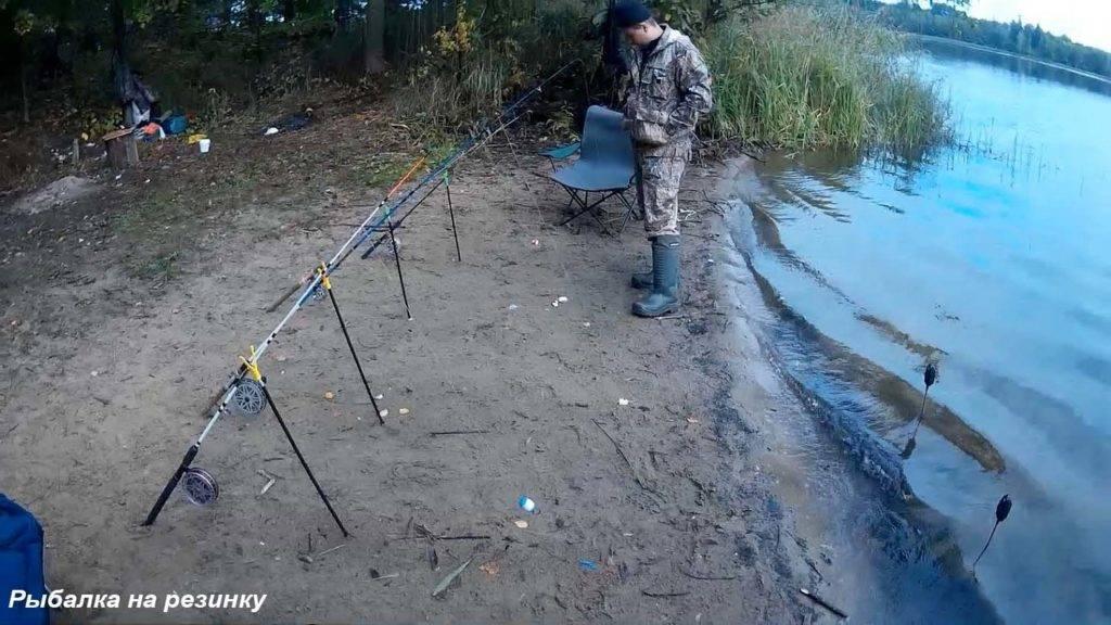 Резинка для ловли рыбы: как изготовить своими руками и наловить рыбу
