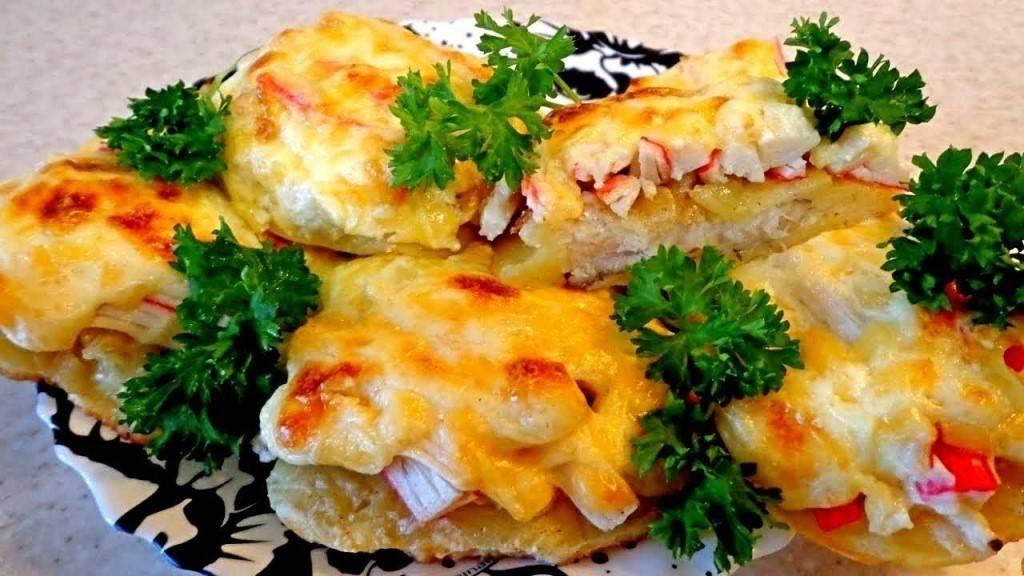 Рыба под шубой – кулинарный рецепт