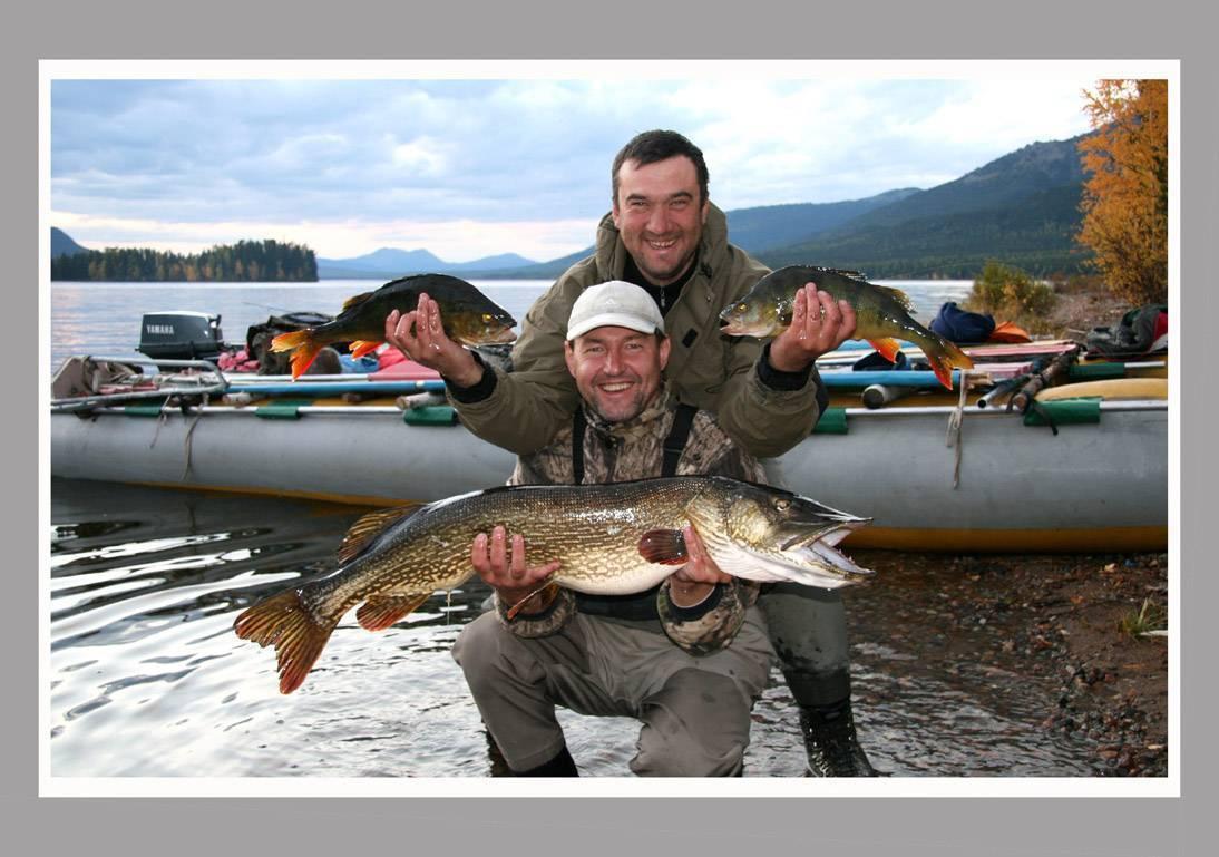 Рыбалка в туве на карахольских озерах (9 дней) - читайте на сatcher.fish