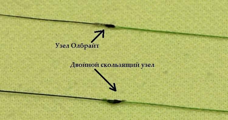 Шок-лидер (для фидера, спиннинга): что это такое, как привязать к основной леске