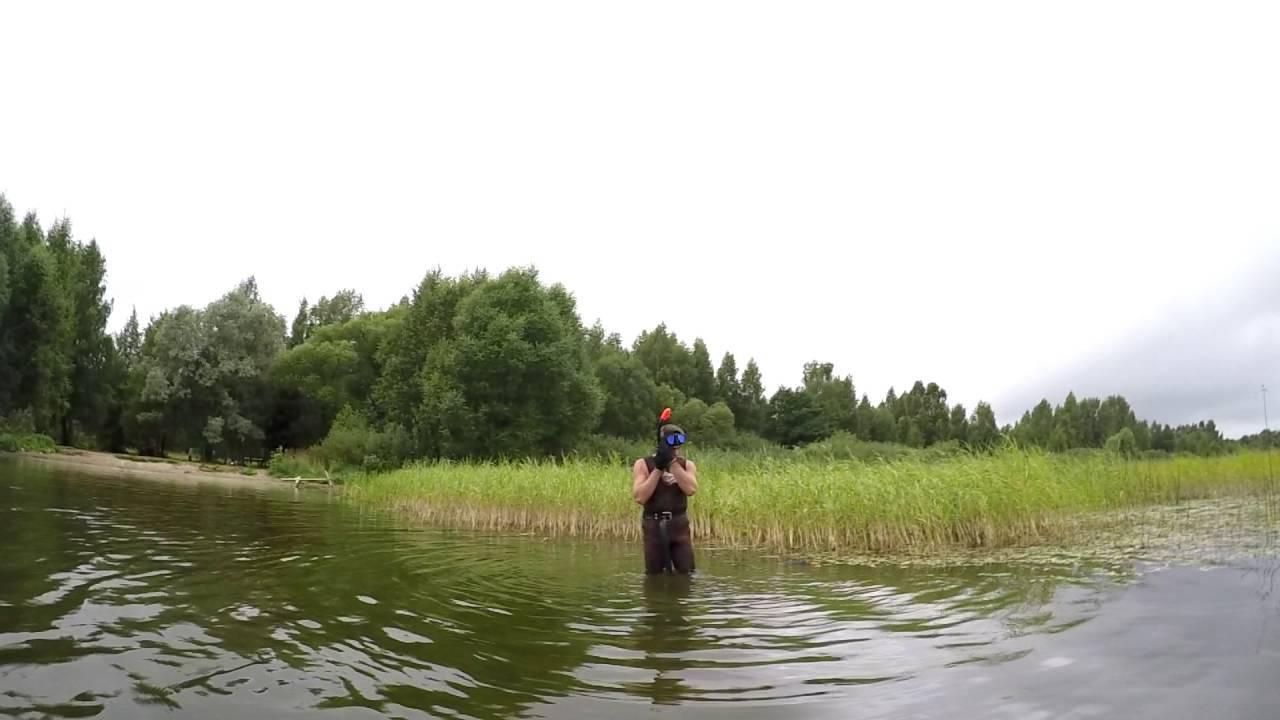 Места рыбалки по егорьевскому шоссе