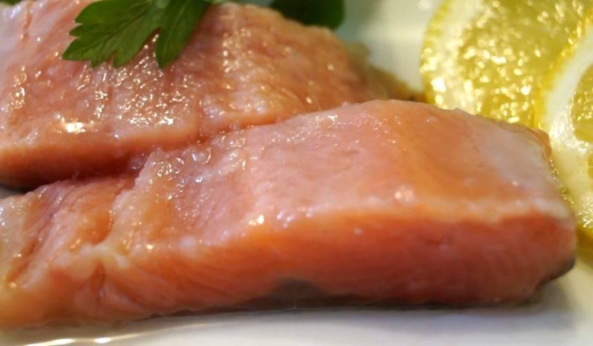 Как вкусно засолить красную рыбу: подробные рецепты с фото