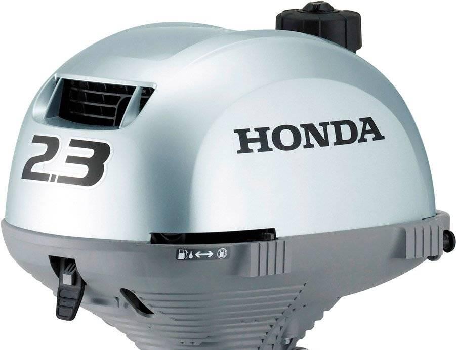 Лодочный мотор honda bf 20 (хонда бф 20)