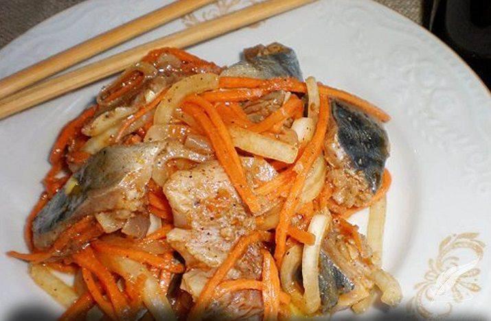 Салат хе - знаменитая закуска из кореи: рецепт с фото и видео