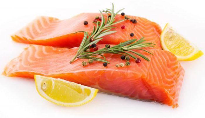Какая рыба полезнее семга или форель