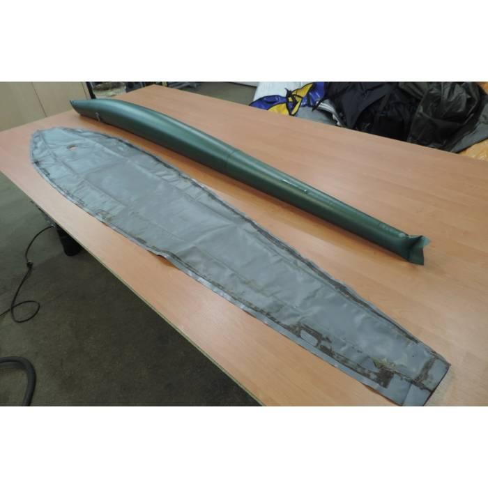 Усиление днища лодки пвх - инструкция по изготовлению своими руками