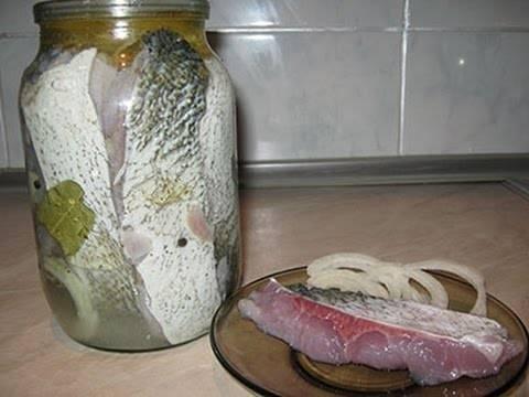 Маринованный толстолобик: как вкусно засолить рыбу по-домашнему