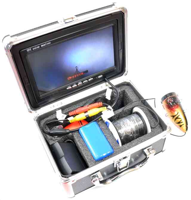 Лучшие подводные камеры для рыбалки: топ-10 рейтинг 2020