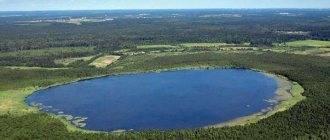 Отдых и рыбалка на палецком озере, его тайны и история