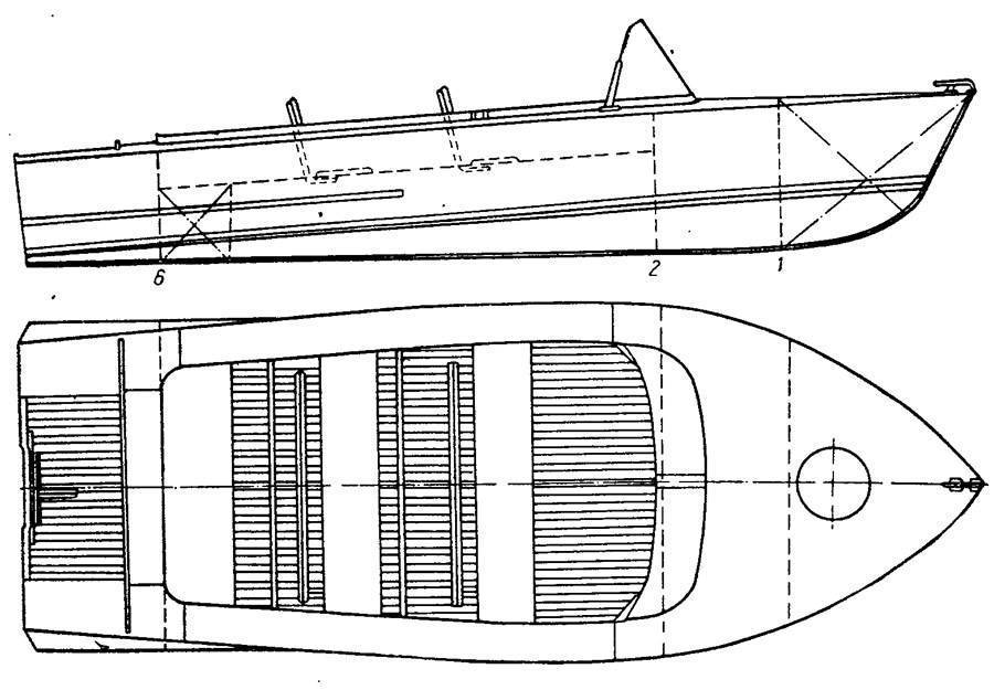 """Лодка """"воронеж к"""": основные технические характеристики (ттх), описание, цель создания, особенности конструкции, ходовые качества и рекомендации."""