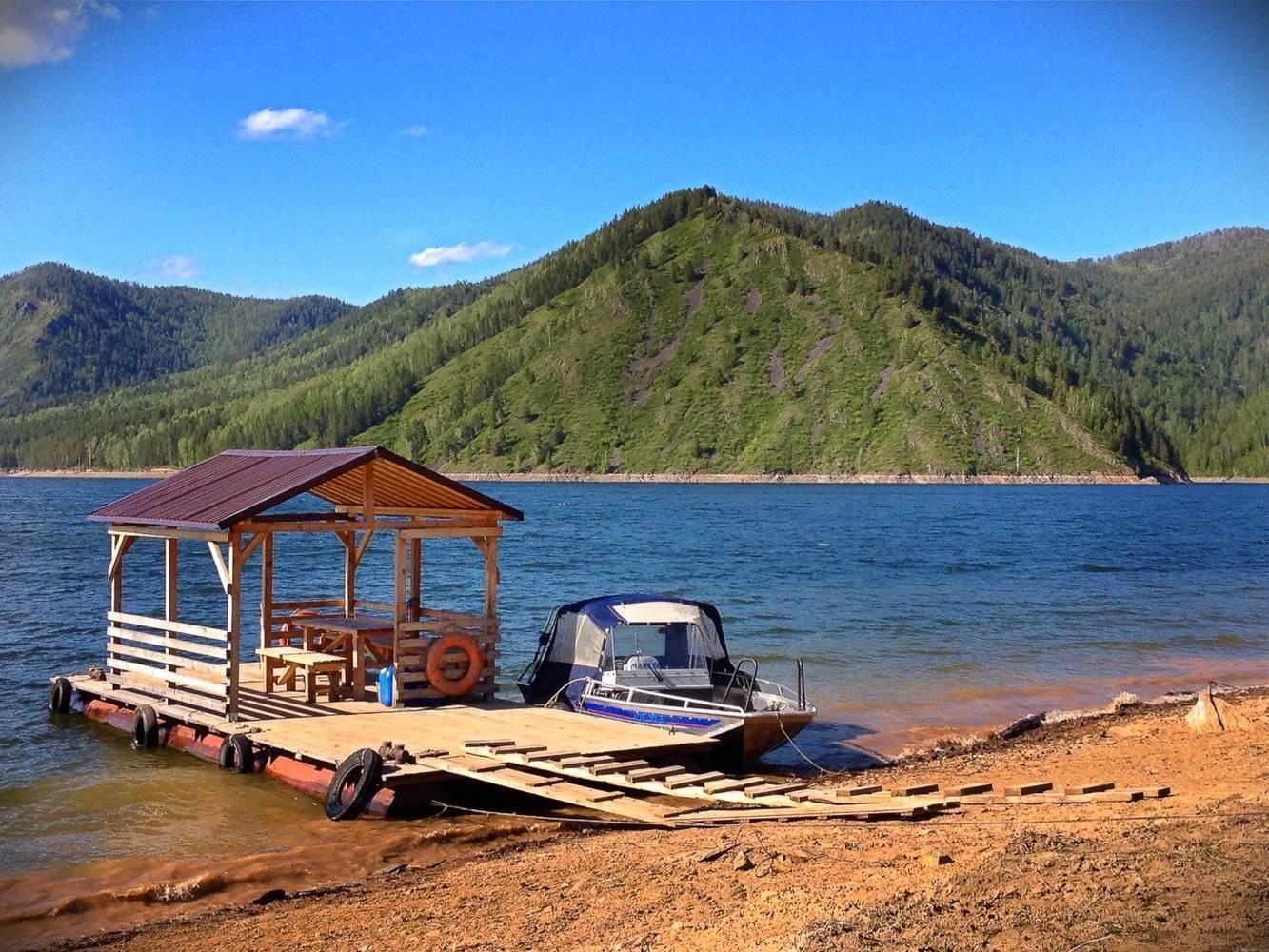 Красноярское водохранилище: краткое описание, особенности, отдых