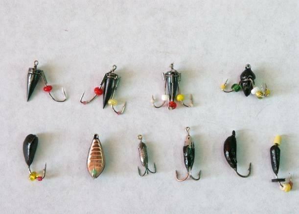 Насадочная мормышка на леща зимой — выбор и варианты проводки