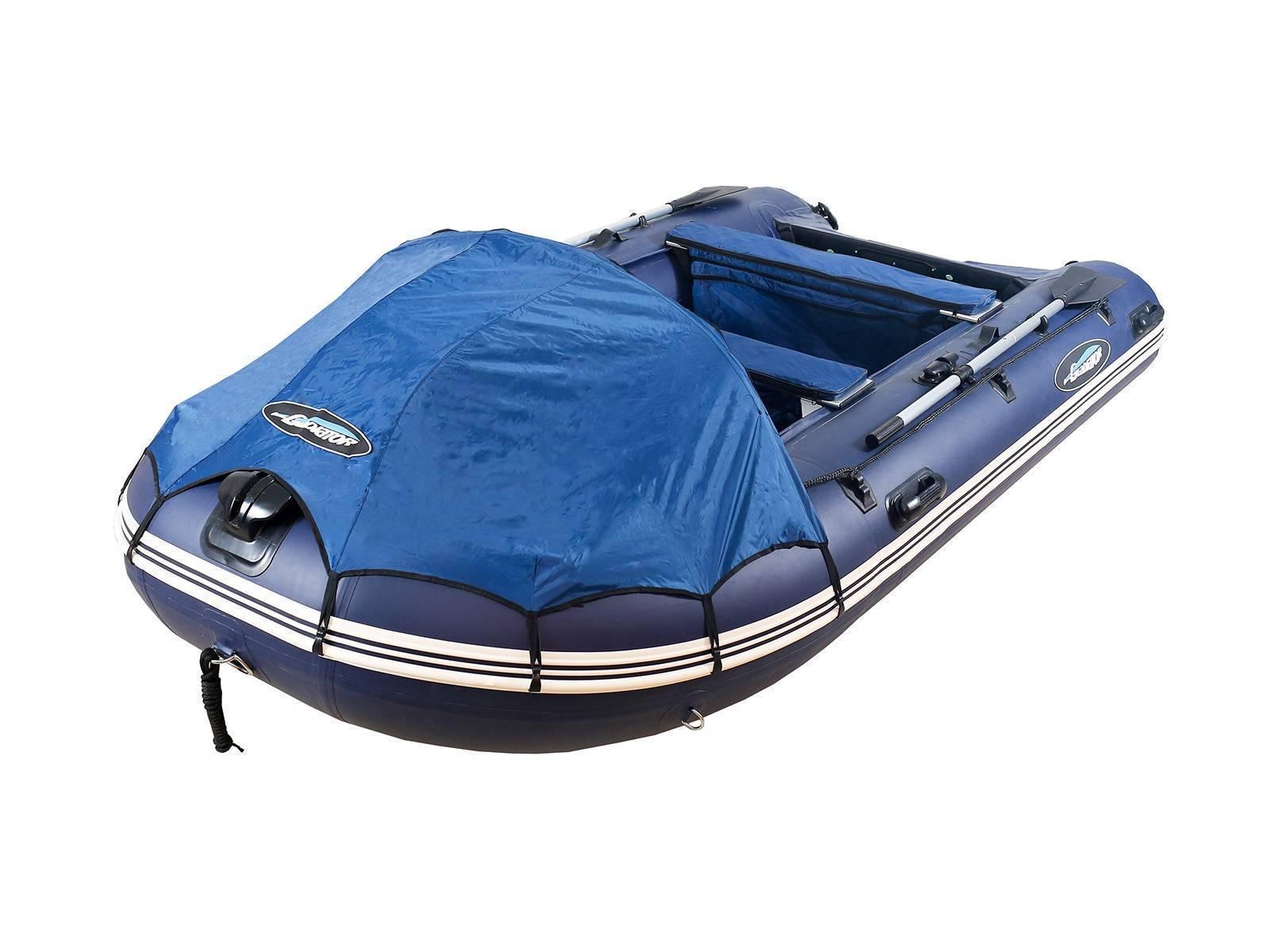 10 лучших пластиковых лодок