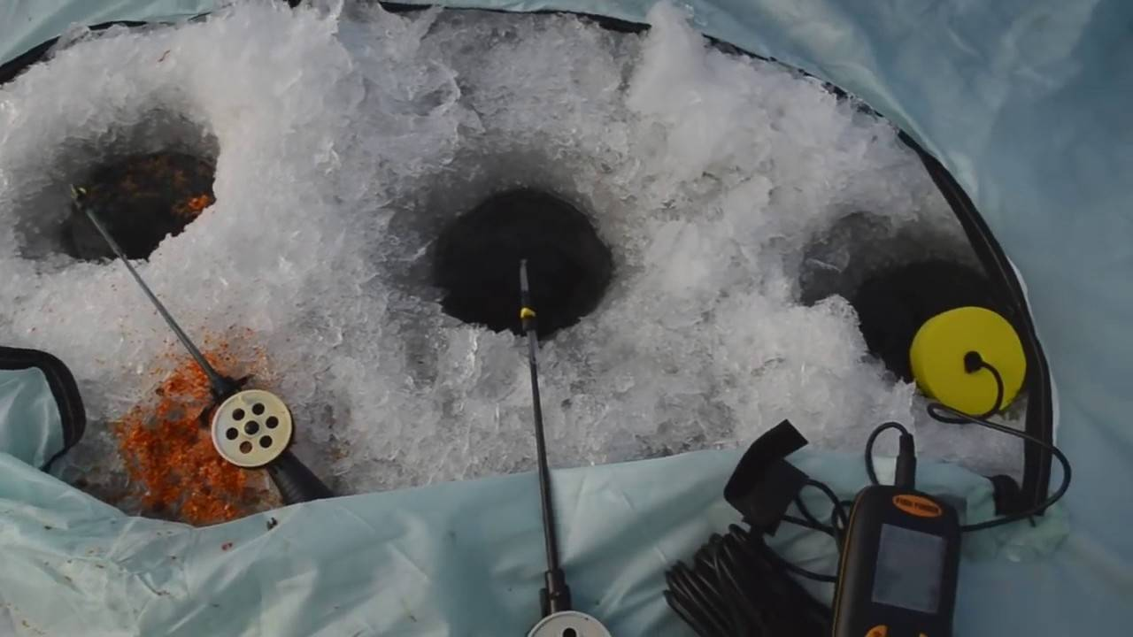 Рыбалка с ночевкой