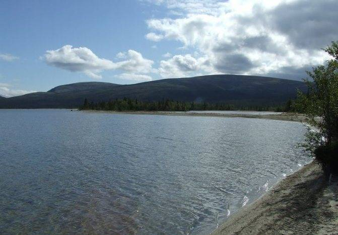 Рыбалка на озере умбозеро » отдых на природе. места, статьи, события.