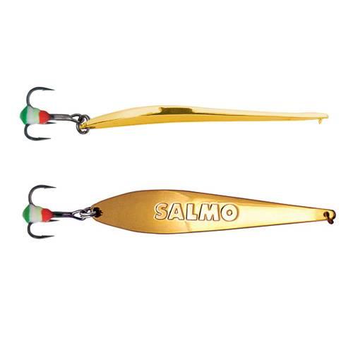 Тест спиннинга team salmo tioga 7.5 mh. часть 1