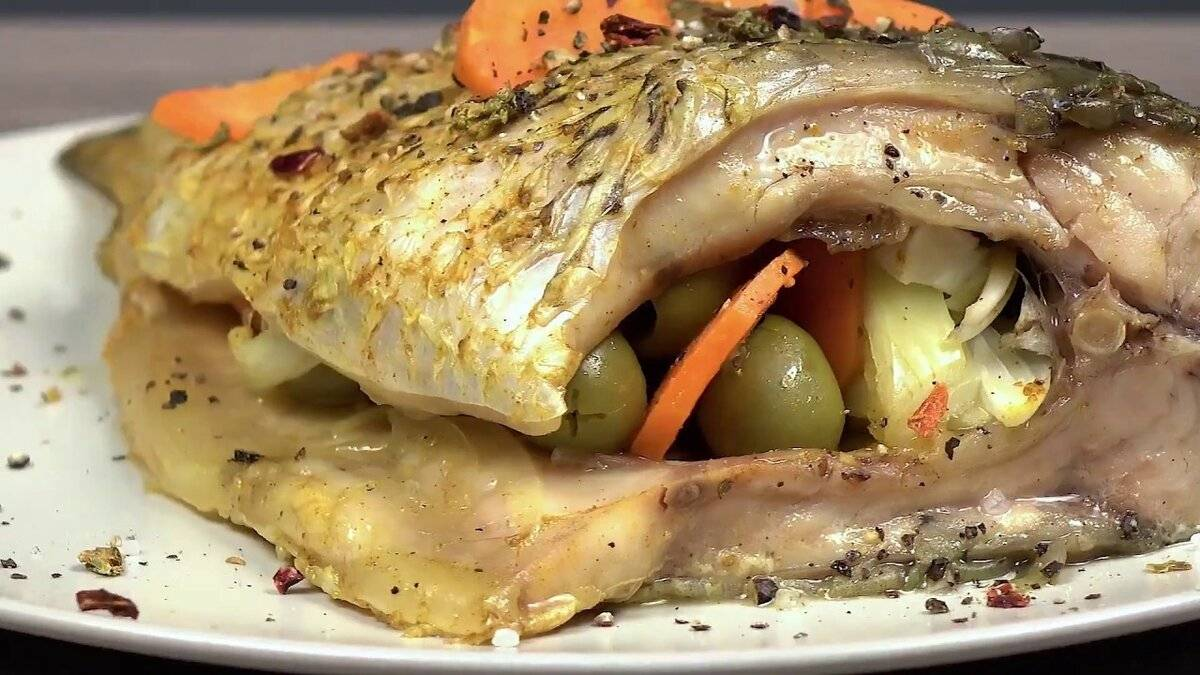 Как приготовить карася — 6 рецептов блюд на любой вкус