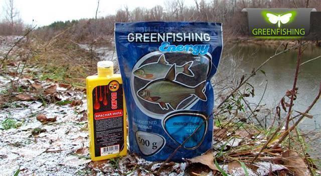 Прикормки Greenfishing