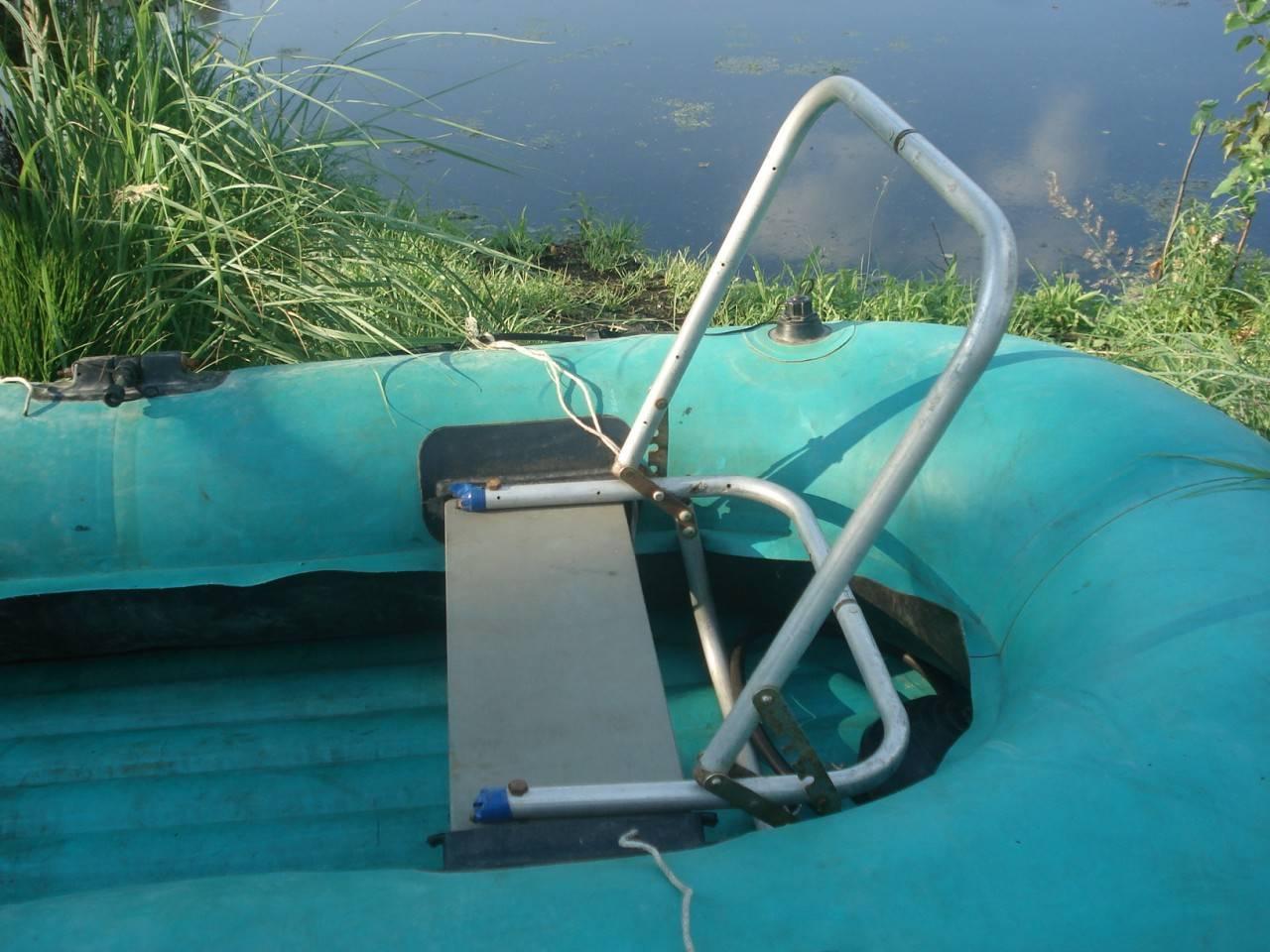 Как правильно привязать якорь для лодки