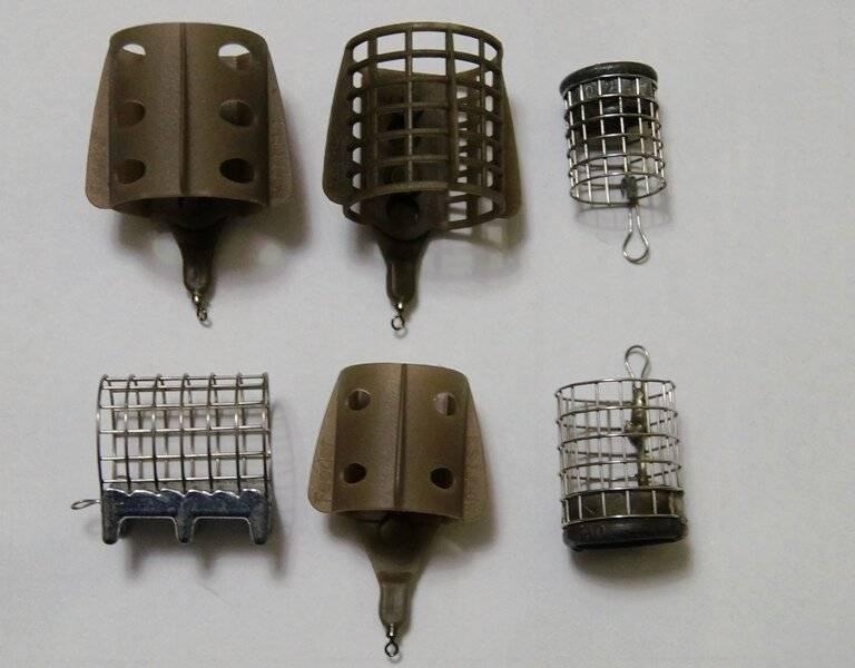 Ловля на удочку с кормушкой: монтаж и схема снасти