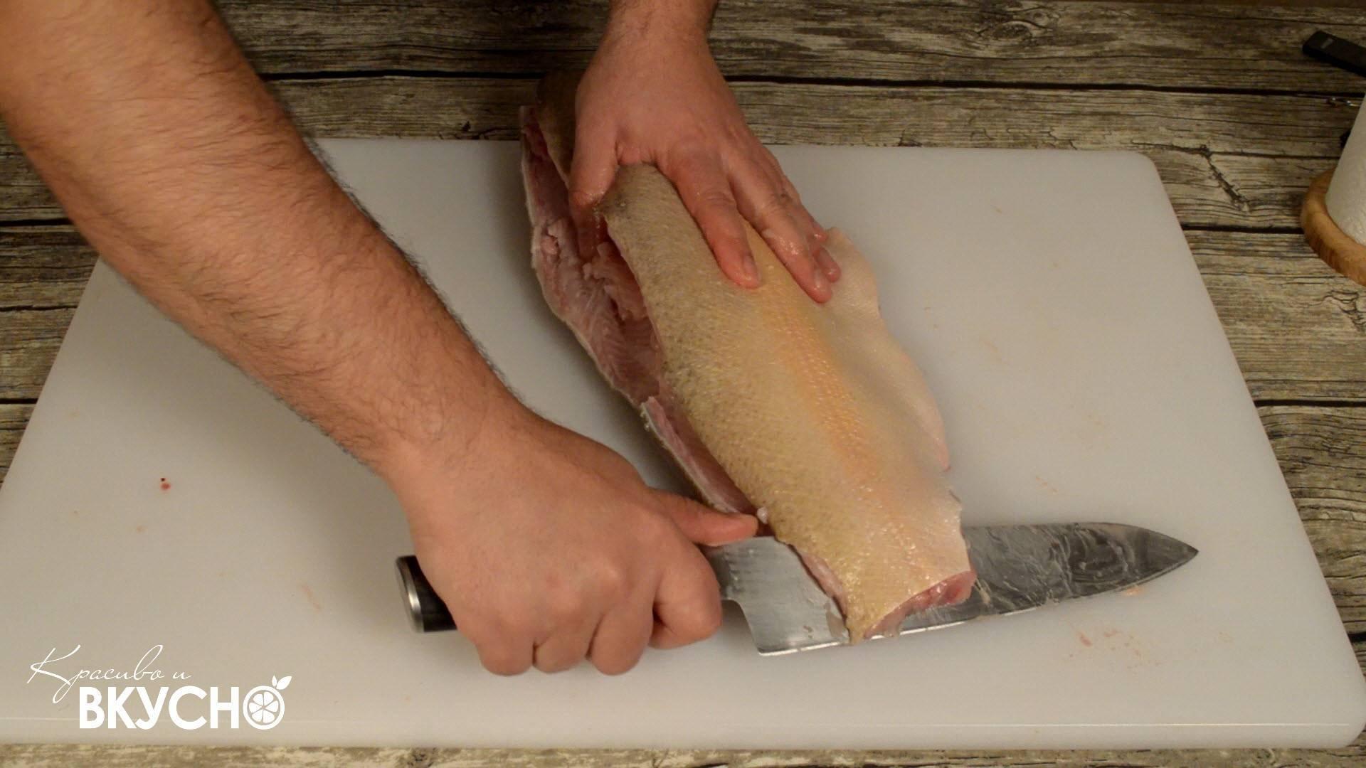 Как разделать рыбу – инструкция и рекомендации