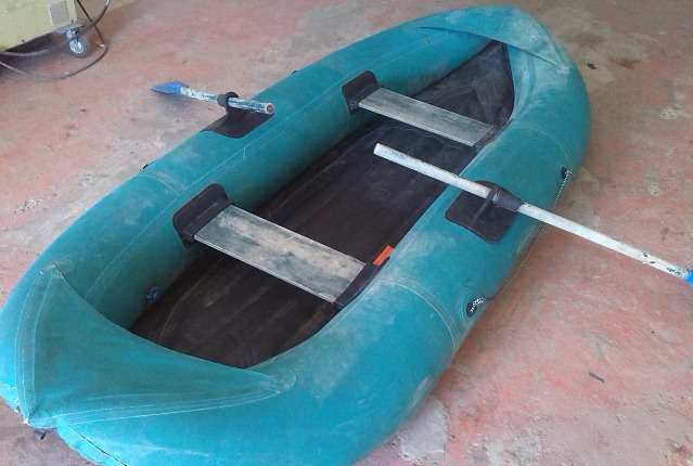 Резиновая лодка уфимка - популярные модели: средняя цена, особенности