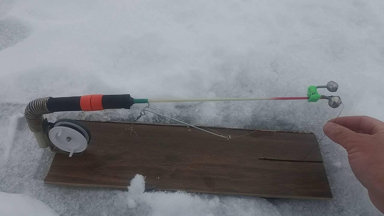 Как правильно сделать жерлицу на щуку летом и зимой и техника ловли