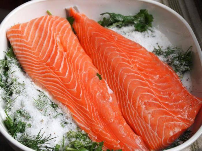 Как засолить красную рыбу в домашних условиях - рецепты с фото | чудо-повар