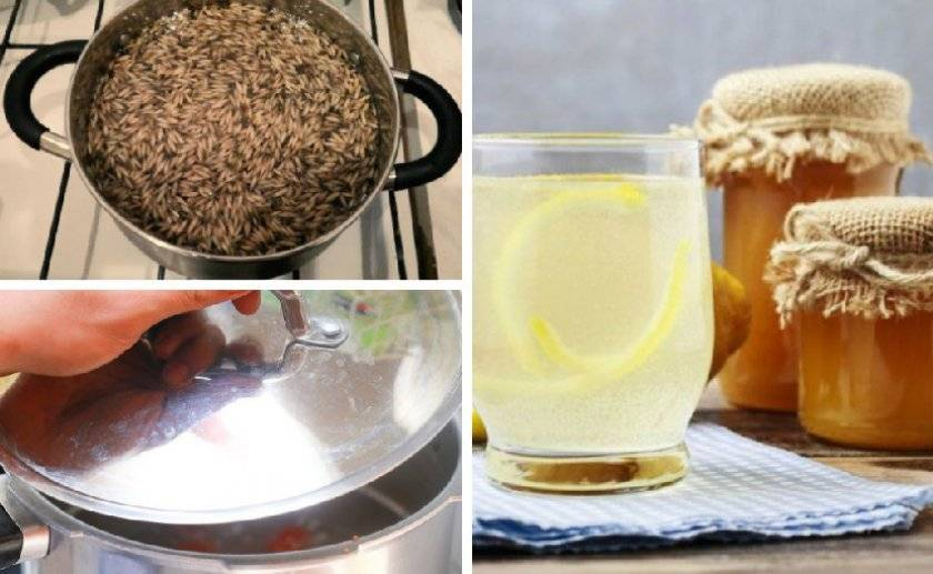 Как варить пшеничную кашу ребенку