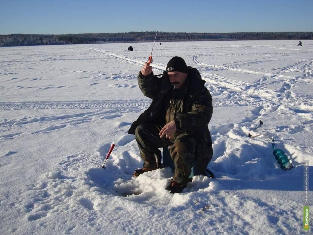 Рыбалка в тверской области зимой — места, советы, отзывы