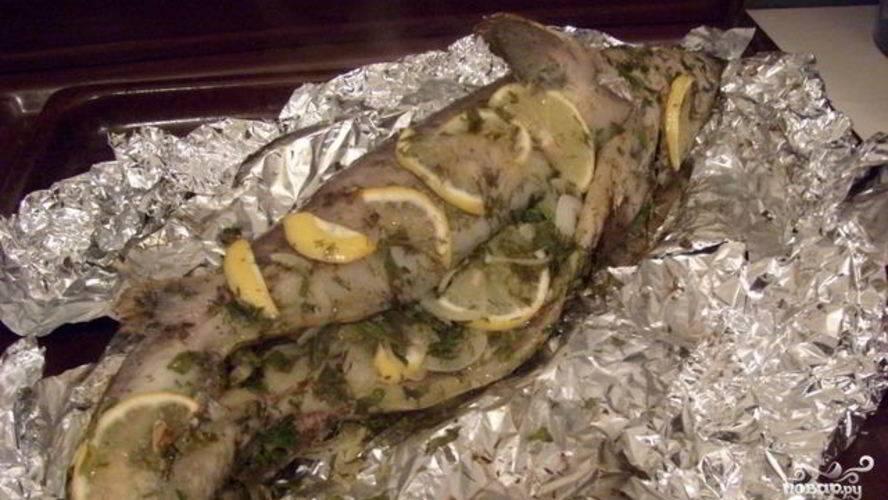 Запеченный осетр в духовке: как приготовить целиком и кусочками, рецепты приготовления