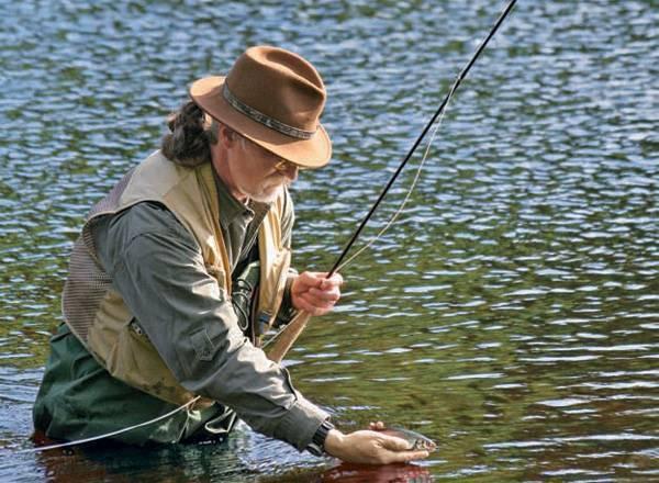 Нахлыст для начинающих: азбука рыбака