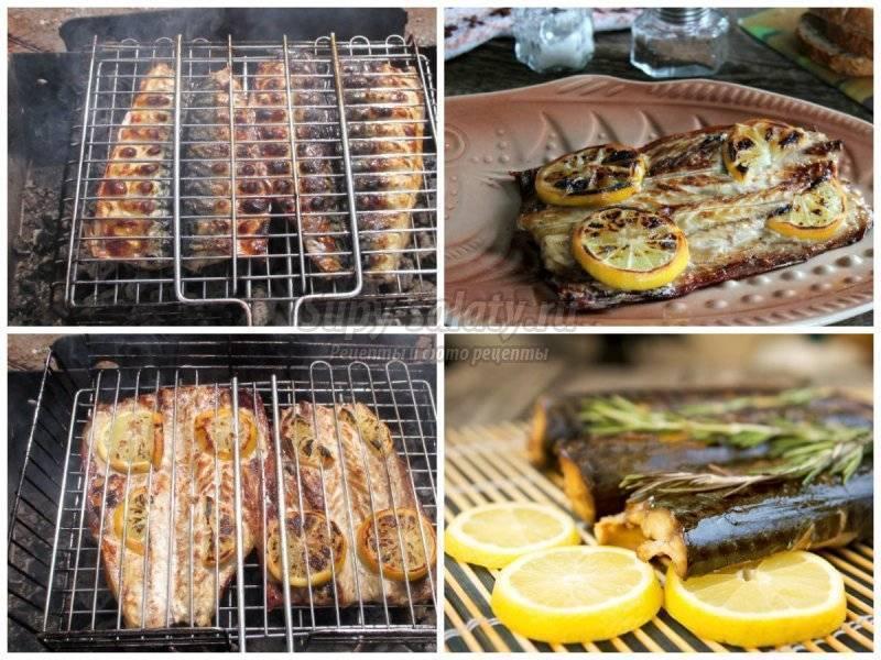 Рецепты маринада рыбы для мангала, как замариновать рыбу вкусно