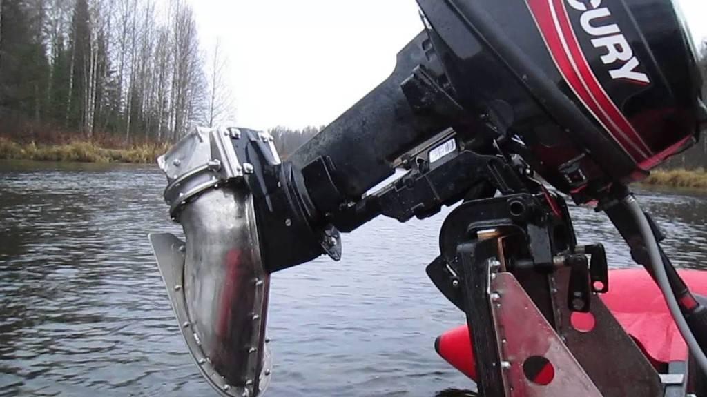 Как обкатать лодочный мотор?