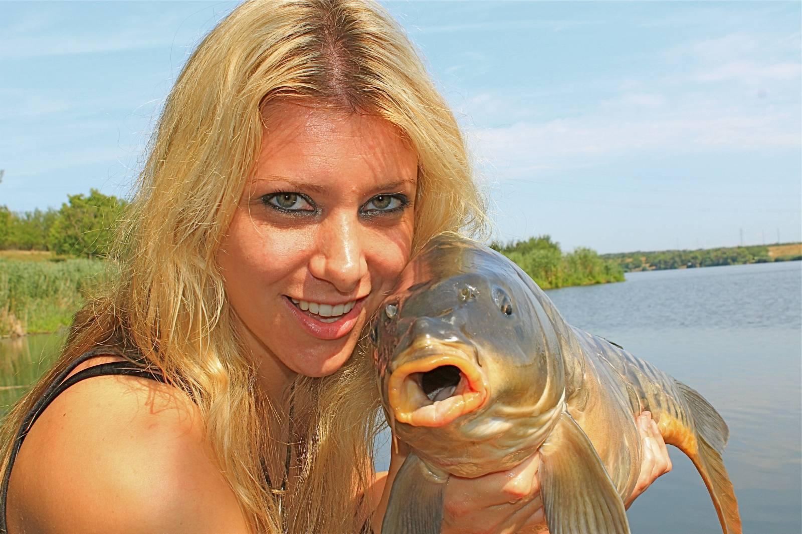 Рыба буффало фото — ловись рыбка