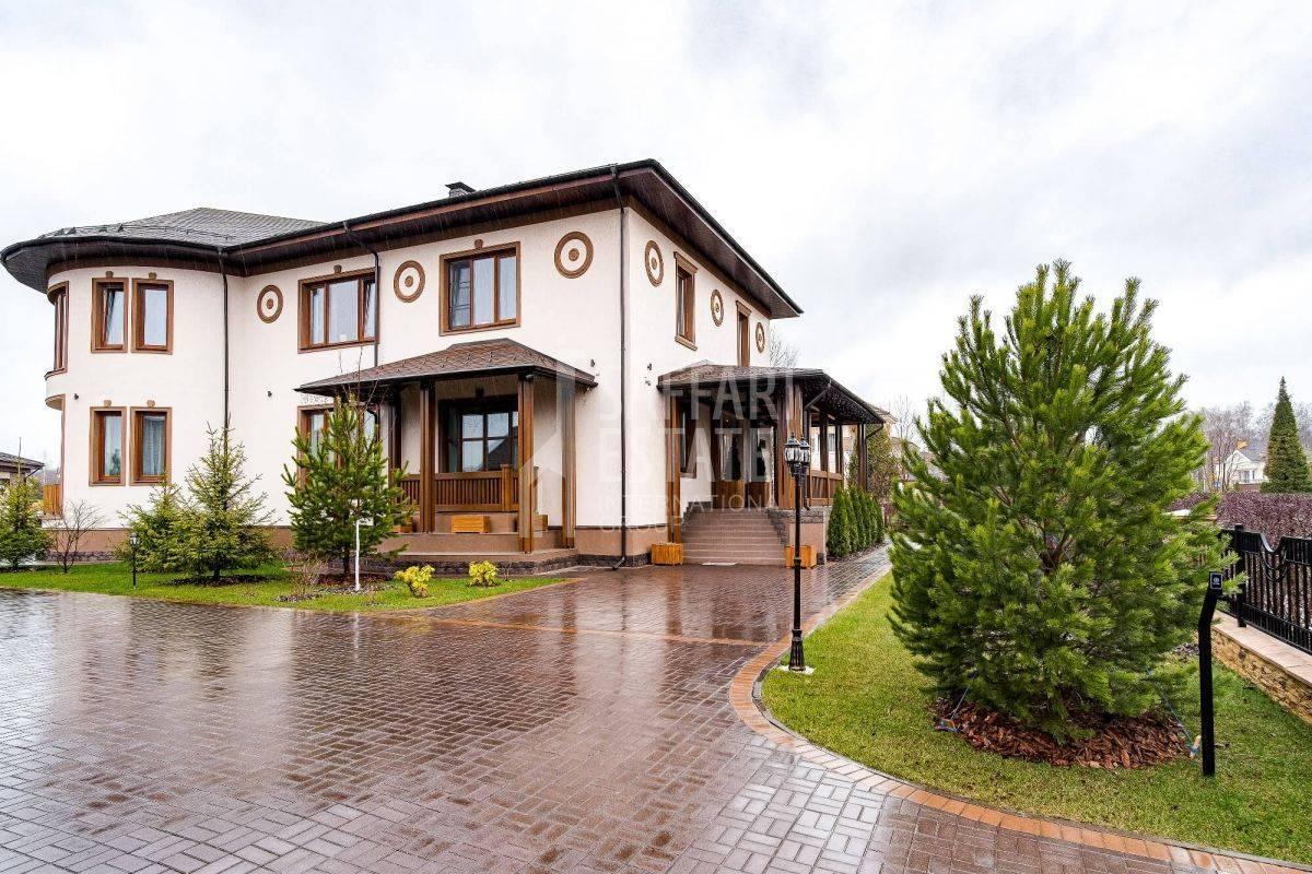 Деревянные дома, коттеджи, дачи, таунхаусы московской области