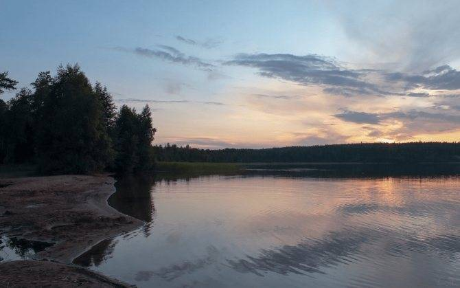 Рыбалка в приозёрском районе. рыболовный форум и отчеты