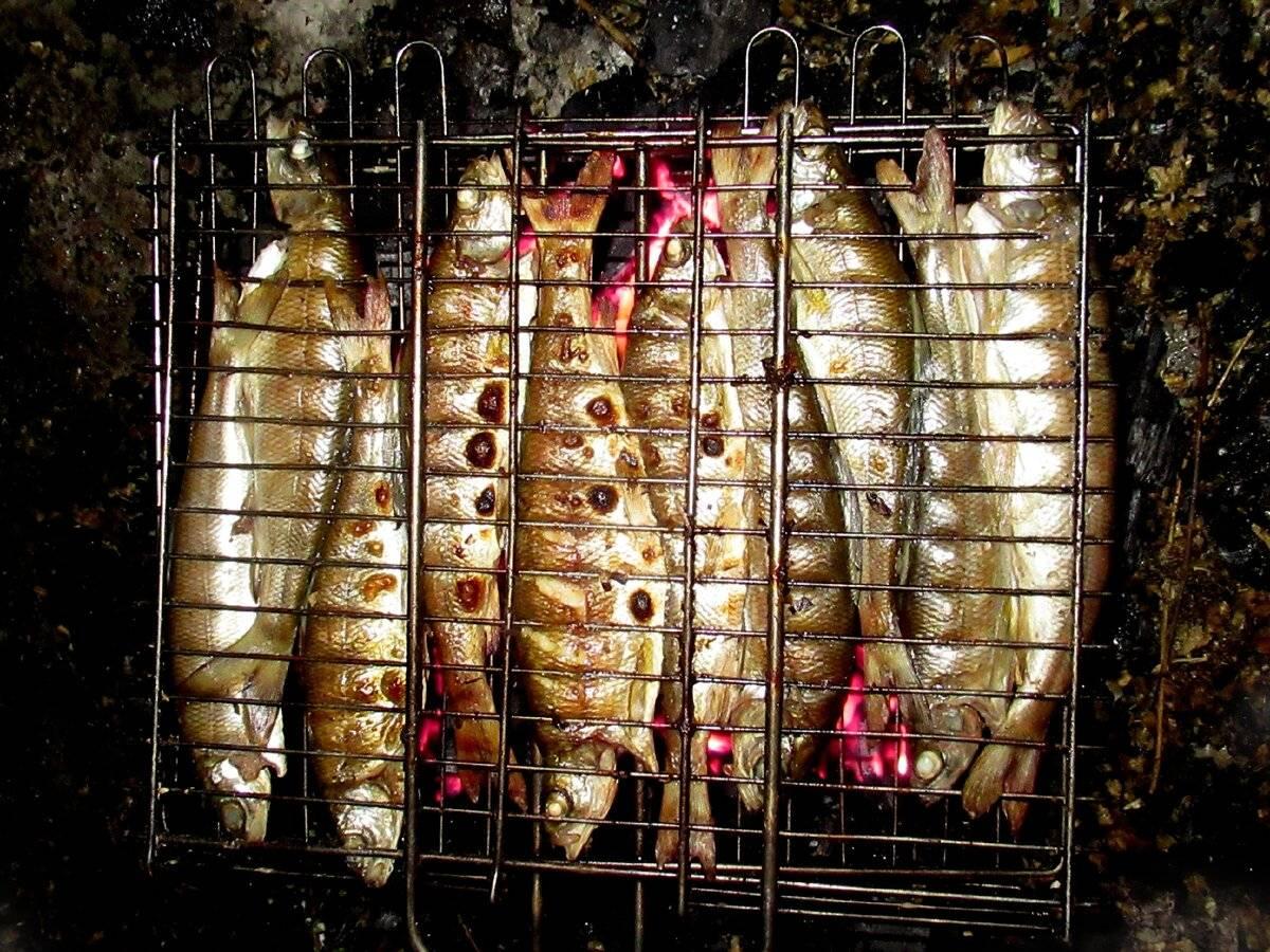 Рыба, запеченная в соли – кулинарный рецепт