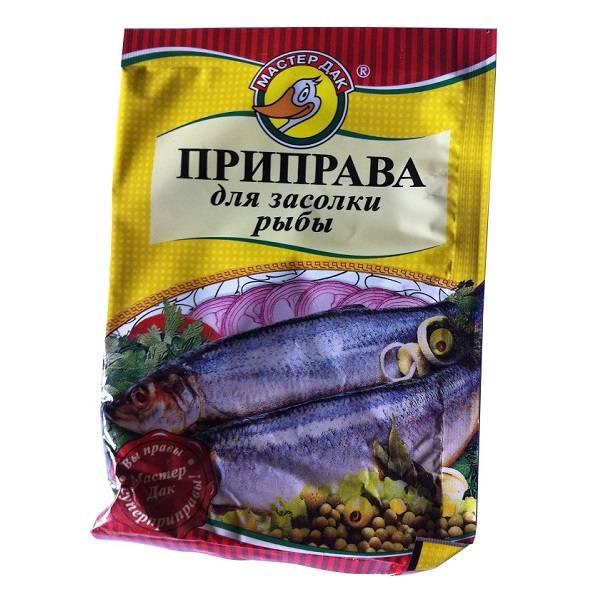 Приправа для заливного из рыбы: состав специй, уникальные рецепты