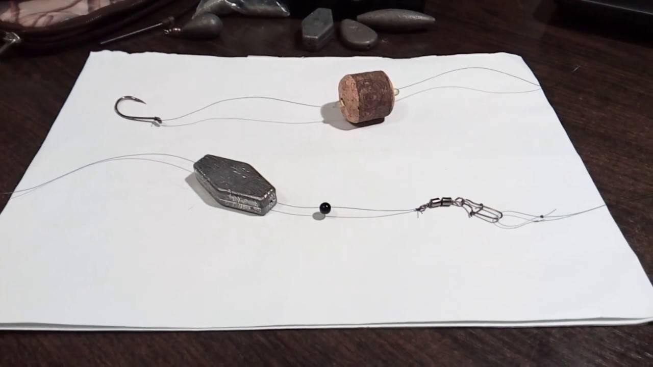 Поплавок для ловли сома на квок своими руками
