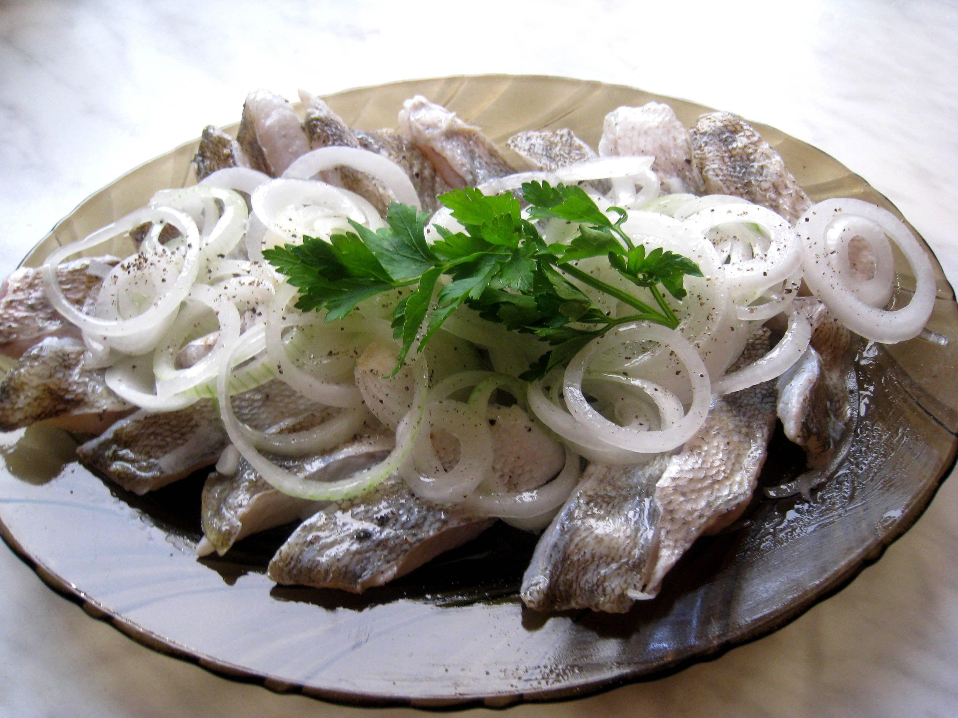 Маринованная рыба по-казачьи – кулинарный рецепт
