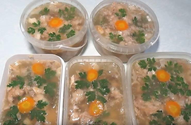 Заливная щука — лучшие рецепты. как правильно и вкусно приготовить заливную щуку.